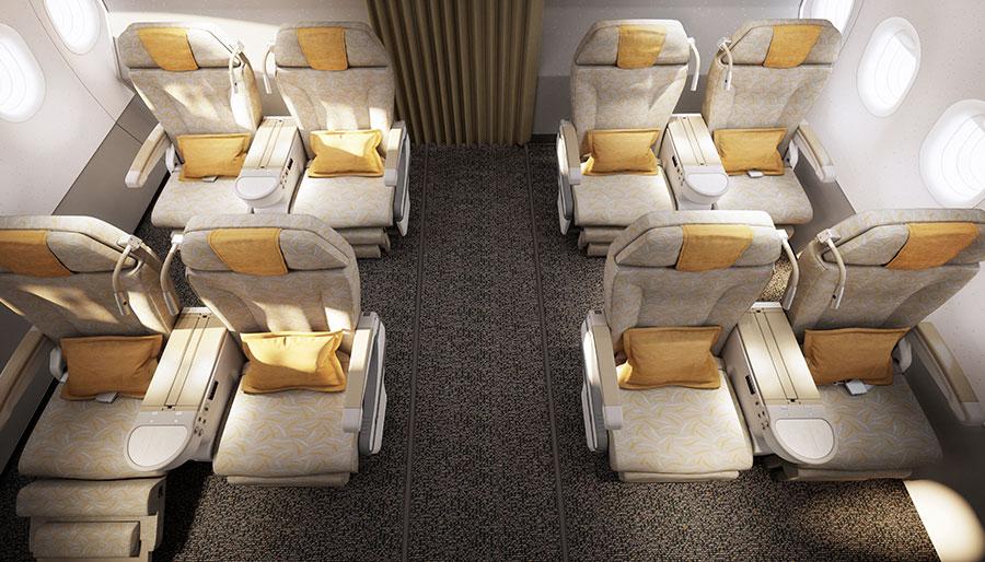아시아나항공 A321neo 비즈니스클래스
