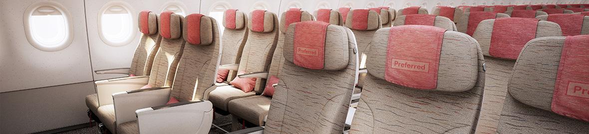 Legroom Seat