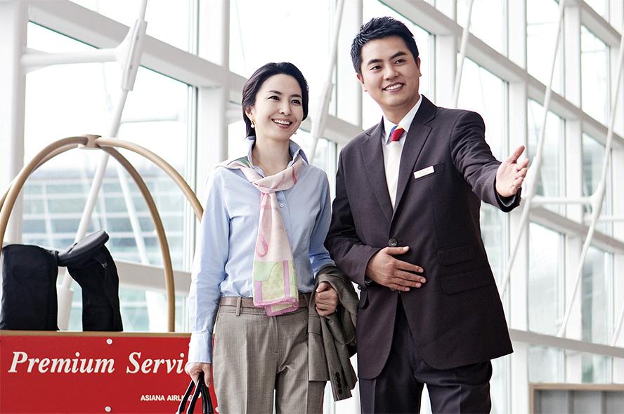 航空運送サービスのユニフォーム3